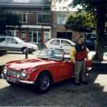 Classic Car Meeting Vleuten 1999