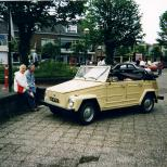 Classic Car Meeting Vleuten 2002