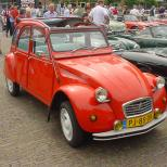 Classic Car Meeting Vleuten 2003