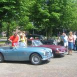 Classic Car Meeting Vleuten 2005
