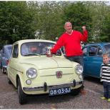 Classic Car Meeting Vleuten 2015