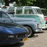 Classic Car Meeting Vleuten 2017